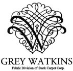 w grey watkins fabric division of stark carpet corp.