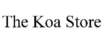 THE KOA STORE