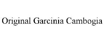 ORIGINAL GARCINIA CAMBOGIA