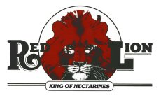 RED LION KING OF NECTARINES