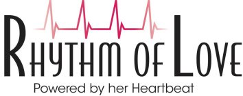 RHYTHM OF LOVE POWERED BY HER HEARTBEAT
