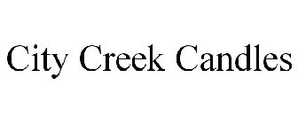 CITY CREEK CANDLES