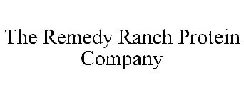THE REMEDY RANCH PROTEIN COMPANY