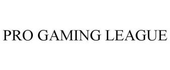 PRO GAMING LEAGUE