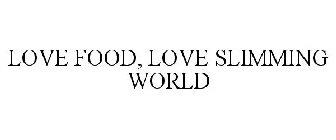 LOVE FOOD, LOVE SLIMMING WORLD