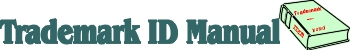 Trademark  ID Manual